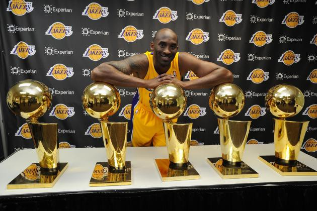 Is Kobe Bryant Content Retiring Without His Sixth Ring